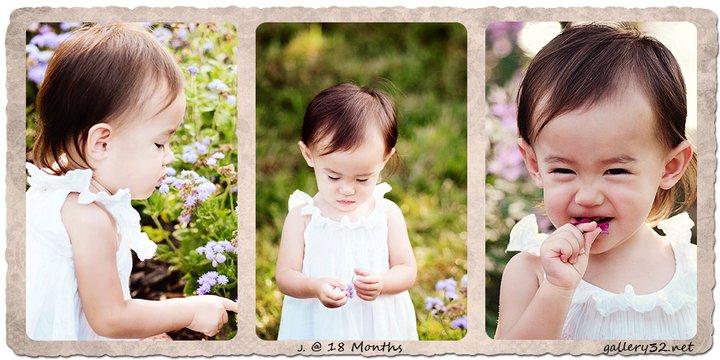 J @ 18 months