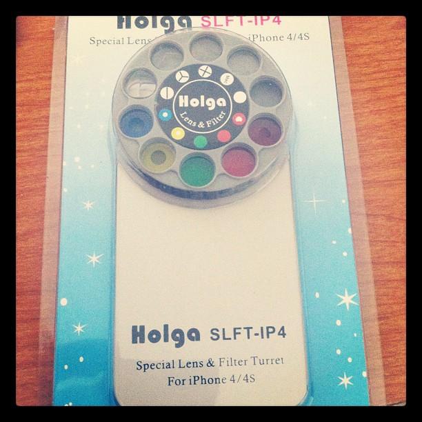 holga iphone case