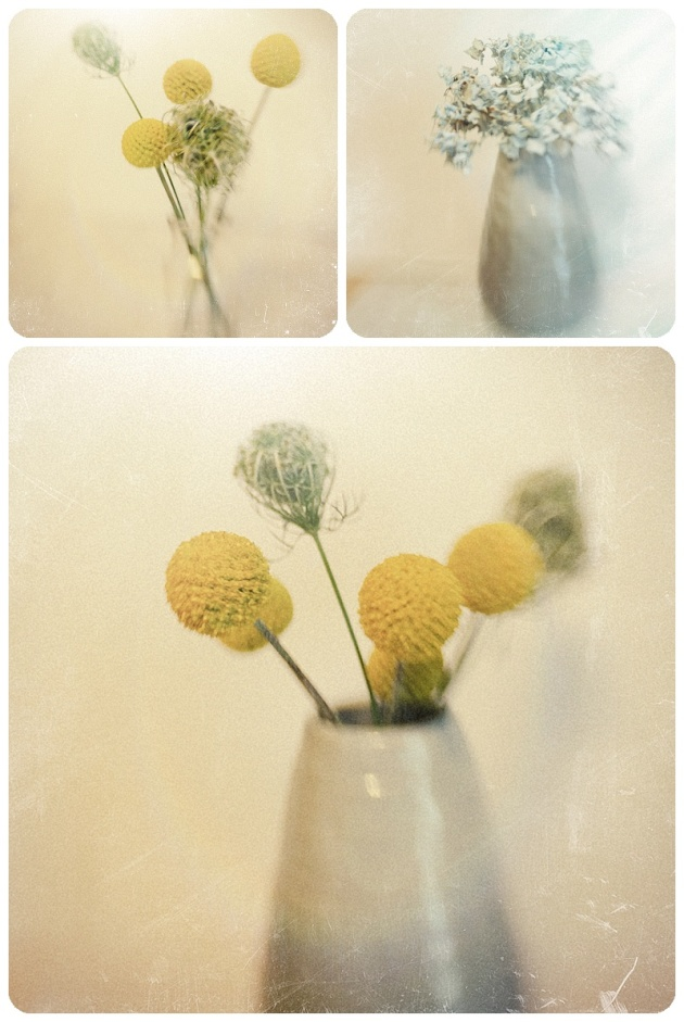 Yelllow Flower Vase Gallery32 etsy Lawrence Kansas