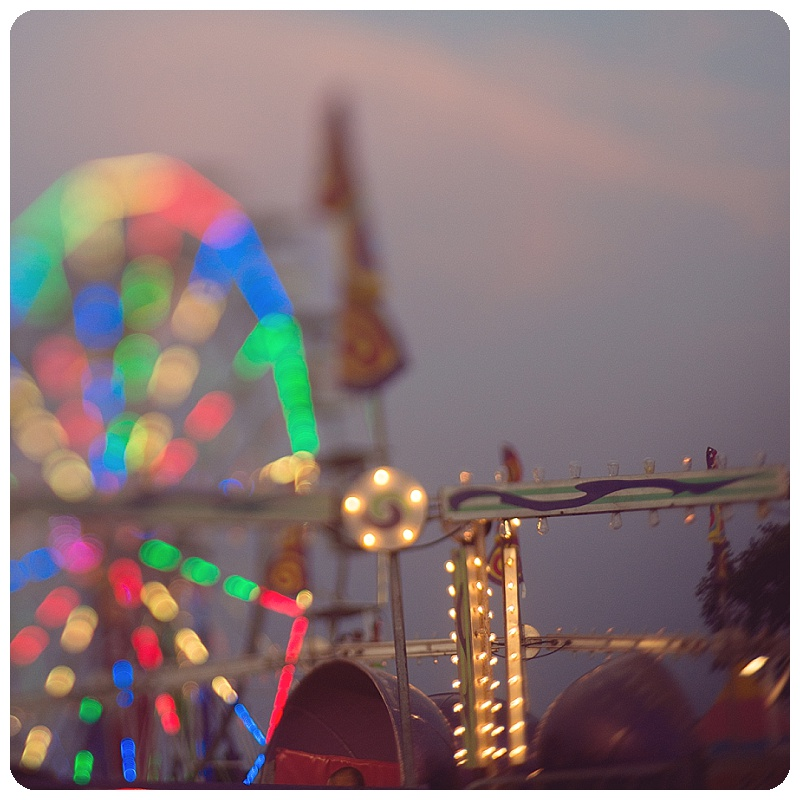 Carnival at Night Trina Baker Photography