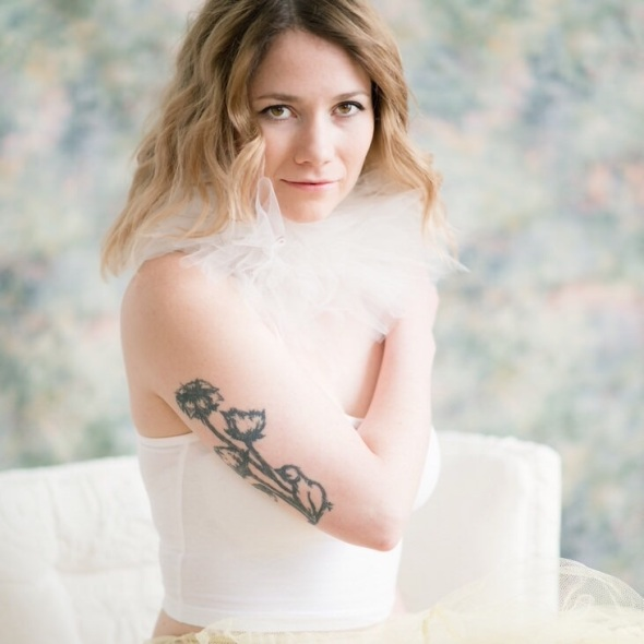Glamour photographer Trina baker