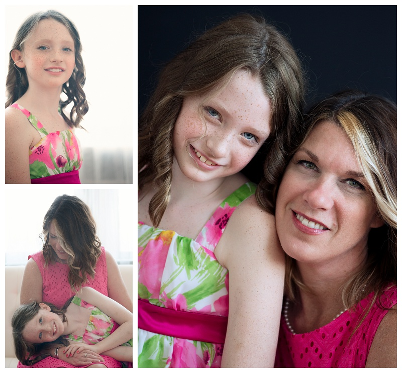 Mother & Daughter Trina Baker Photography